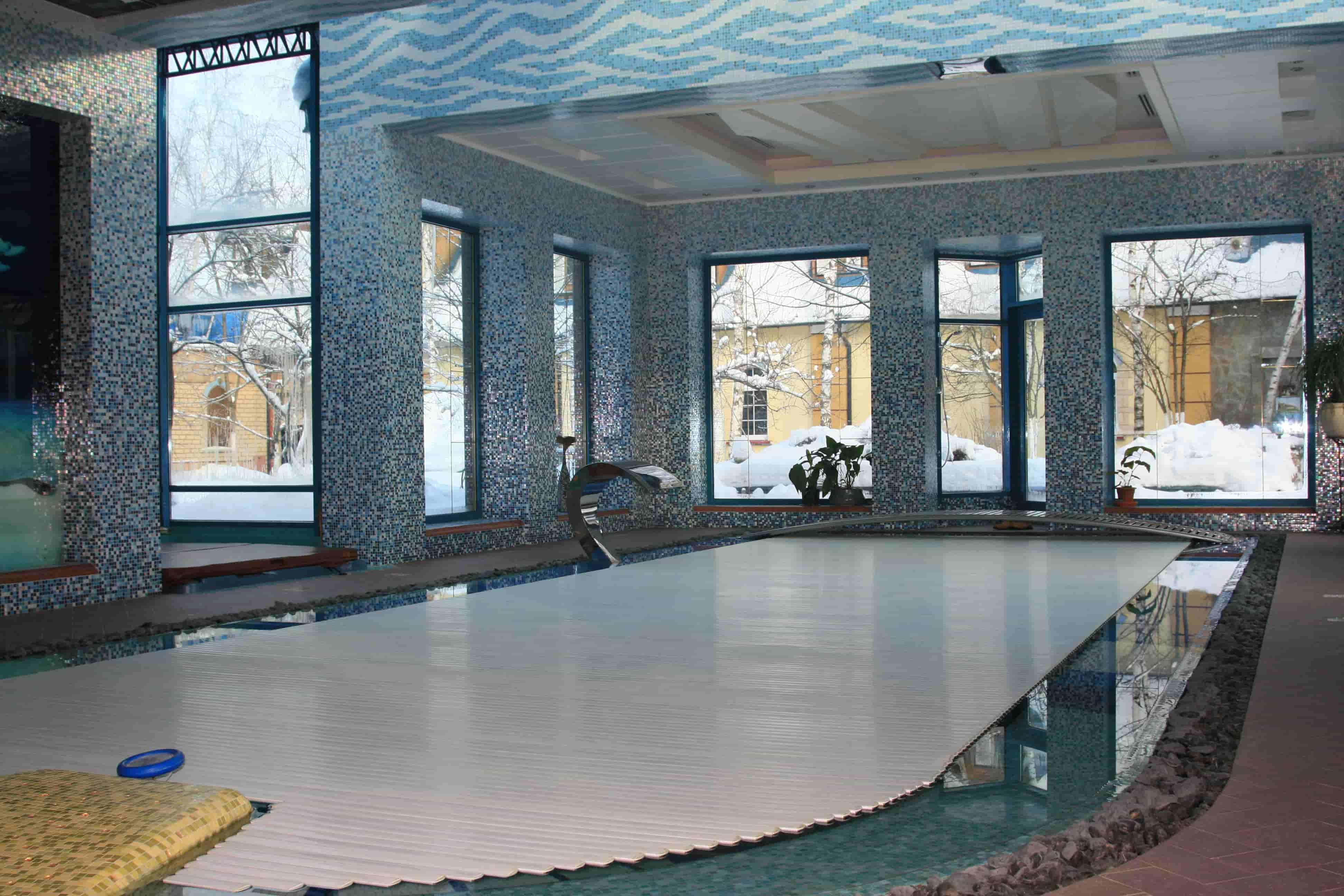 ремонт бассейна в Москве и Московской области