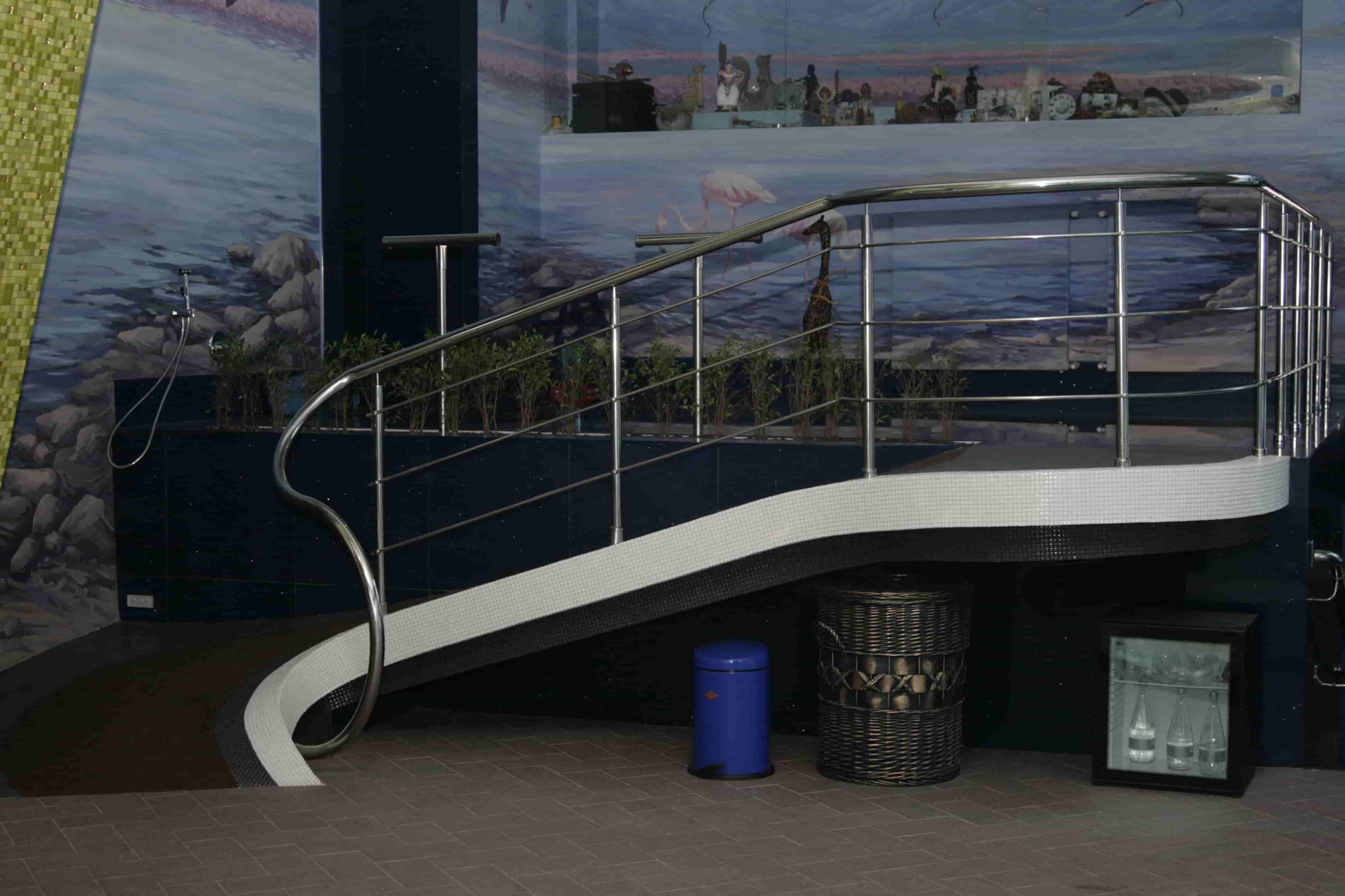 дизайн бассейнов в Москве и Московской области