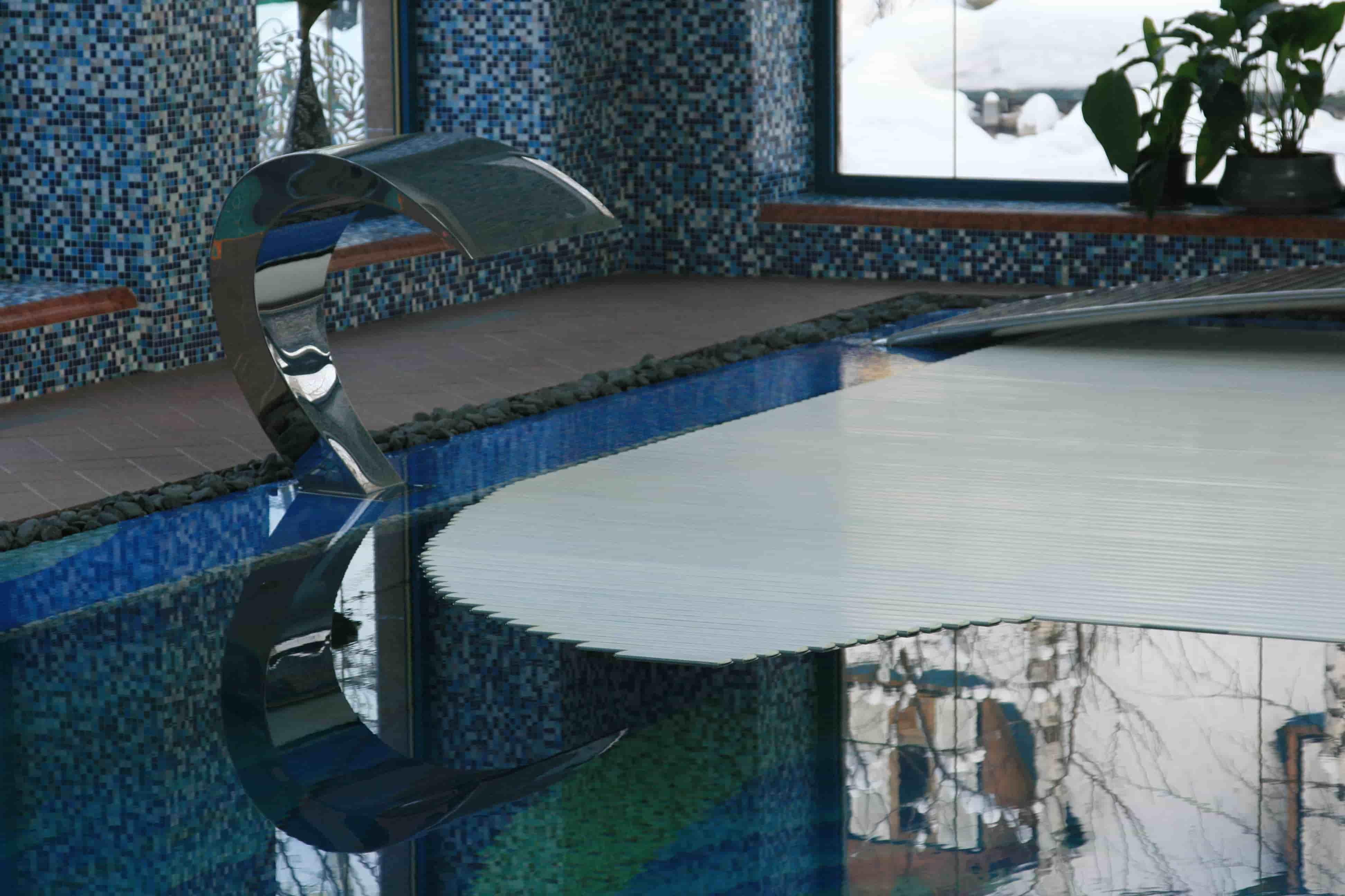 ремонт бассейнов в Москве