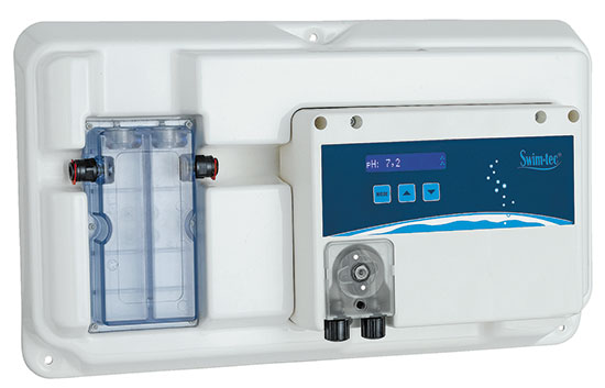 Автоматическая установка DOS PH Basic Exact для измерения и регулировки значения PH
