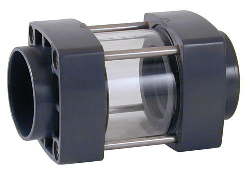 Прозрачная вставка 63 мм