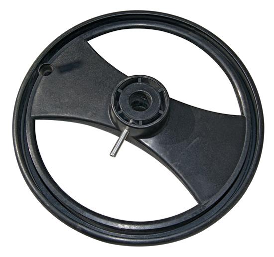 Колесо ручное для барабана диаметром 250 мм, РАСПРОДАЖА, без ручки
