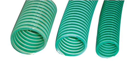 Шланг PVC внутр.клейка 32 мм (32 X 38 мм, прозрачный, желтый)