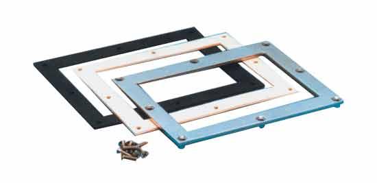 Комплект фланца и уплотнений для скимммеров A100/А202