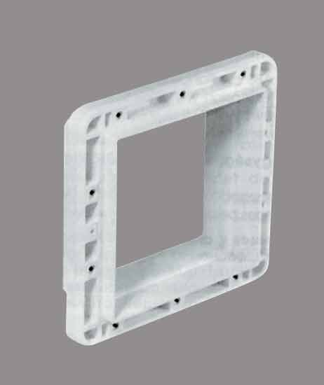 V 10 Удлиннение горловины для бетонного бассейна