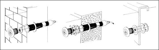 Фонарь SPL III, 50 Вт х 12 В, рамка из нерж. стали
