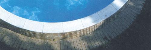 Покрытие для сборного бассейна круглой формы D= 2,5 м