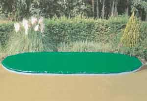 Покрытие для сборного овального бассейна 4,90 х 3,00 м