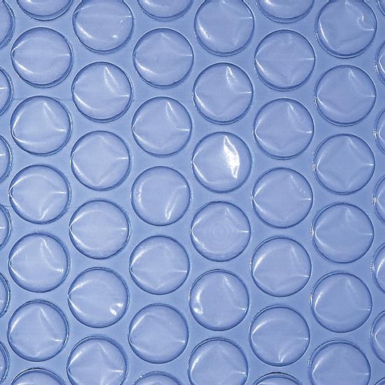 Теплоизоляционное покрытие с воздушными пузырьками, стандартное, темно-голубой цвет, размер 5,00 х 10,00 м