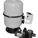 Фильтровальные установки для бассейна: назначение и особенности выбора