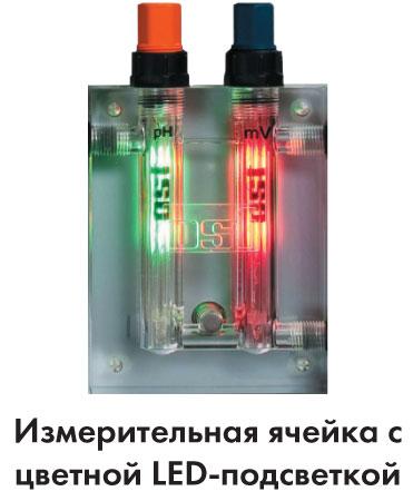 Автоматическая дозирующая.установка Waterfriend-3 рН/Redox/Cl (OSF), модель с 2 насосами, без поддонов для канистр