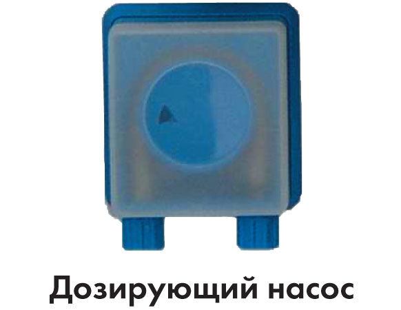 Автоматическая дозирующая.установка Waterfriend-2 PH/Redox (OSF), без поддонов для канистр