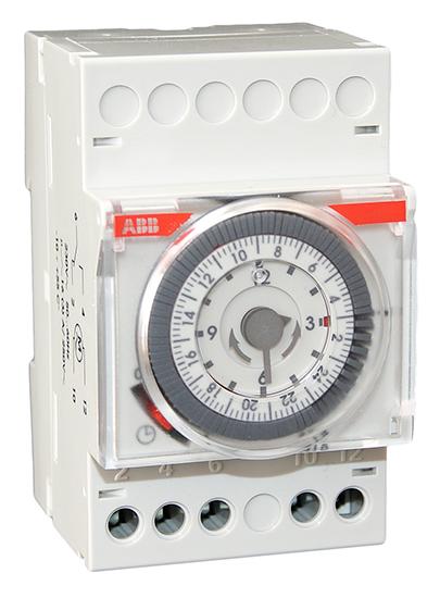 Таймер электромеханический для щита управления AT3