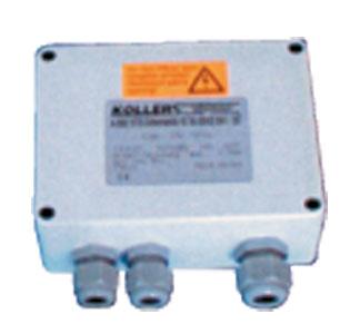 Пневмовыключатель 2 выхода, общая нагрузка до 3,6 кВт (до 2,7 кВт на 1 выход), 220 В, без встроенного предохранителя