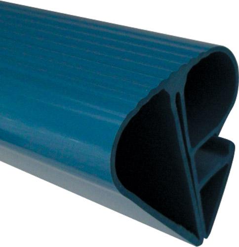 Профиль нижний для бассейна в виде восьмерки 8,55 x 5,00 m синий (комплект)