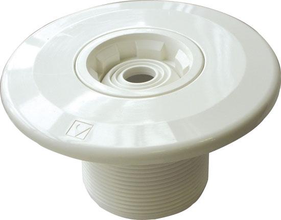 Дюза ЕВРО, с вставкой 14/20/25 мм, подкл. нар. резьба 2 х 50 мм для бетонного бассейна