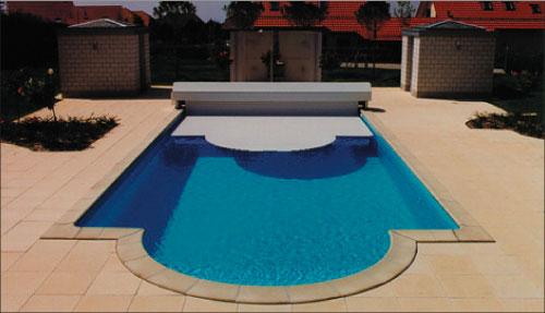 *Alphatherm Элемент направляющий для бассейна с системой перелива, правый