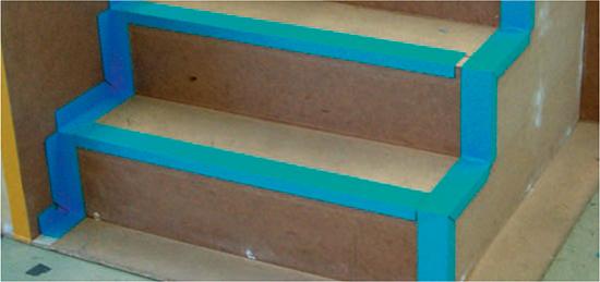 Спец. жестяная лента для крепления пленки, ширина 7 см, (продажа только по 2 м !) за м