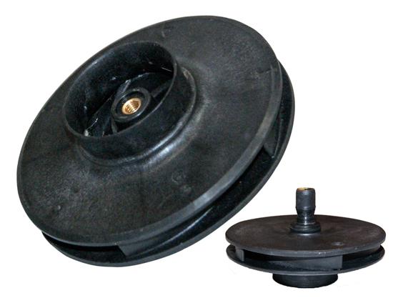 Рабочее колесо 114 мм для насосов BADU 90/13