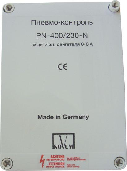 Пневмовыключатель PN-400/230-N с таймером 0-25 мин., для потребителей до 5,5 кВт, 380 В