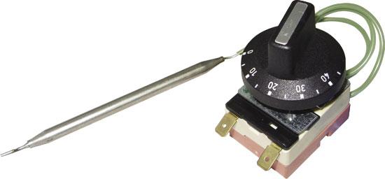 Термостат регулировочный  0-40°C для эл. нагревателей EWT 3,0 -18,0 кВт