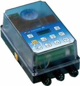 Eurotronik 20 без клапана, для клапанов 1 1/2 и 2, с таймером для фильтра 220 В
