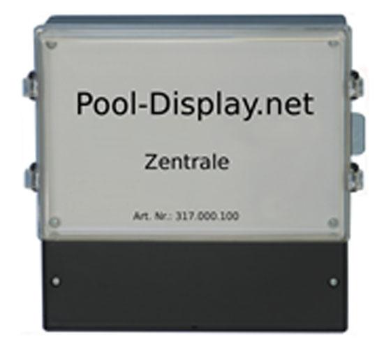 Информационное табло Pool-Display.net