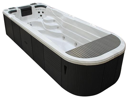 Гидромассажный бассейн Swimspa Aquatic 4 6,00 X 2.24 х 1,30 м