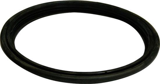 Фланец для баков для крышки д.385 мм (с уплотнит. кольцом )
