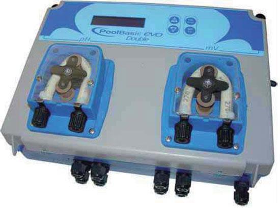 Автоматическая дозирующая.установка PoolBasic EVO Double Ph/Redox