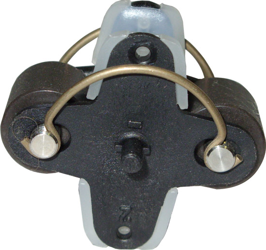 Kрестовина с роликами для шлангового насоса 1,6 л/ч (модели с 2003 г), для станции  Consulting и отдельных насосов