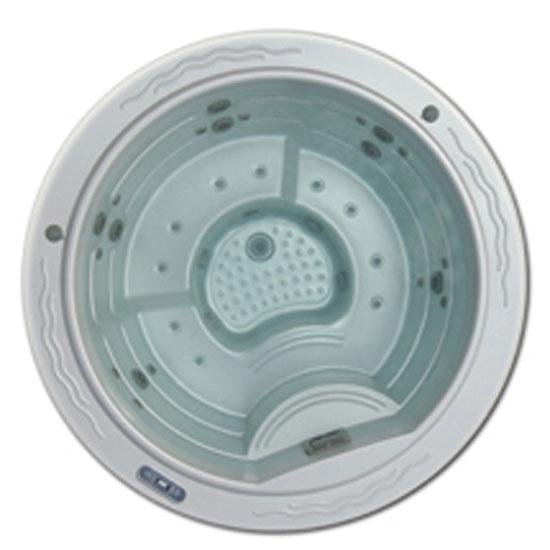 Гидромассажный бассейн Ronda 30 (дюзы из нерж. стали, цифровая панель управления, LED-подсветка, без покрытия) — необходим моноблок с оборудованием!