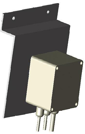 Блок управления надводного барабана дополнительный