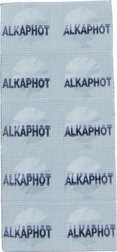 Запасные таблетки для фотометра/Scuba II — общая щелочность, упаковка 100 шт.