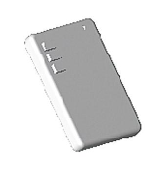 Блок дистанционного управления с ручным пультом (используется вместе с арт. 5 010 420 000)