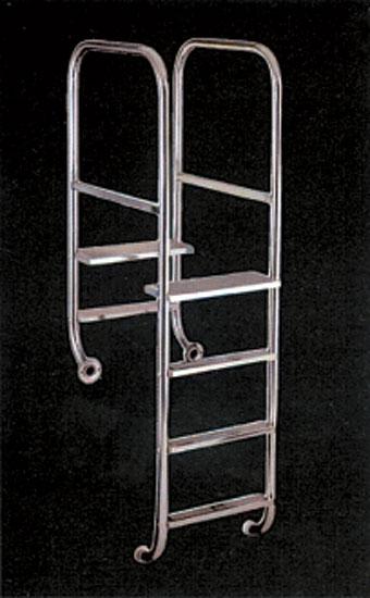 Монтажный комплект для лестниц IDEAL (TINA, SWING, Olympia и др.), стаканы 40 мм, пара