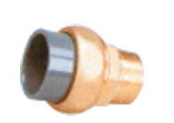 Накидная гайка PVC/бронза, D 50 х 11/2 НР