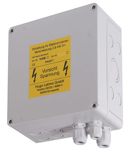 Блок управления для сенсорной и пьезокнопки Fitstar 3,4 кВт, с регулир. тепловой защитой 6 — 9 А