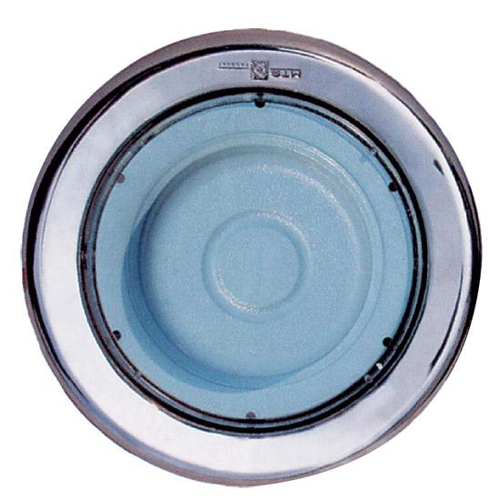 Подводный громкоговоритель  для бассейна (подводный динамик) 30 Вт, 8 Oм, закладной, рама из нерж. стали V4A