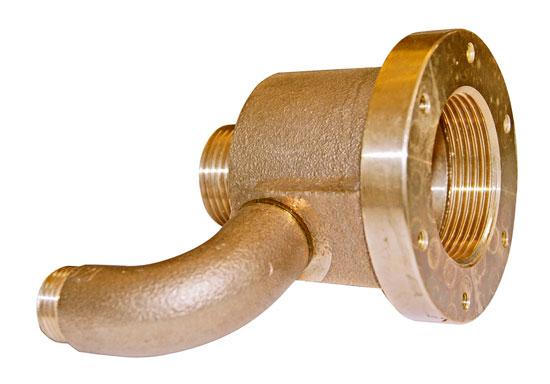 Основной элемент для массажной установки Standard с инжектором