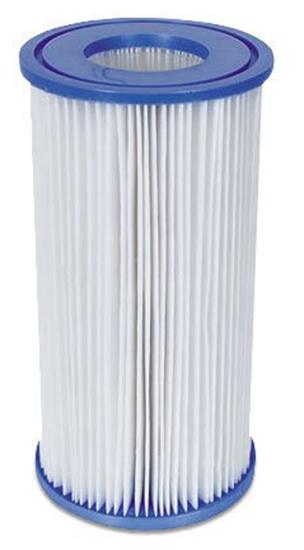 Картридж для фильтровальной установки 2 куб.м/ч и друхих (H=20,3 см, D=10,6 см, внутри 5,2 см)