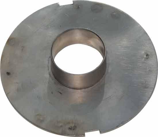 Адаптер из нерж. стали для подключения пылесоса (для 8805000000)
