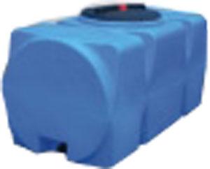 Компенсационная емкость   500 л, горизонтальная, 650х1430х650 мм