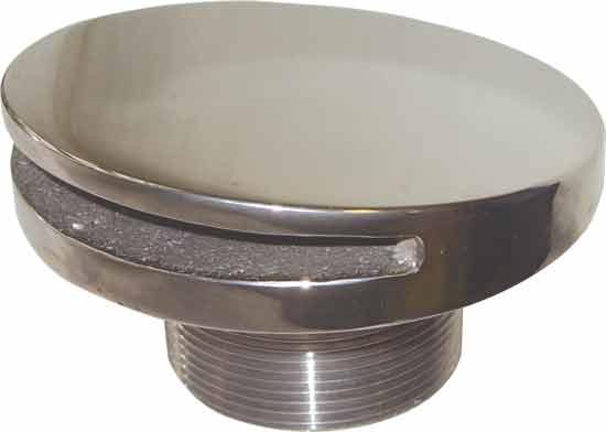 Дюза раковина для бет. басс., 2 х 40 мм