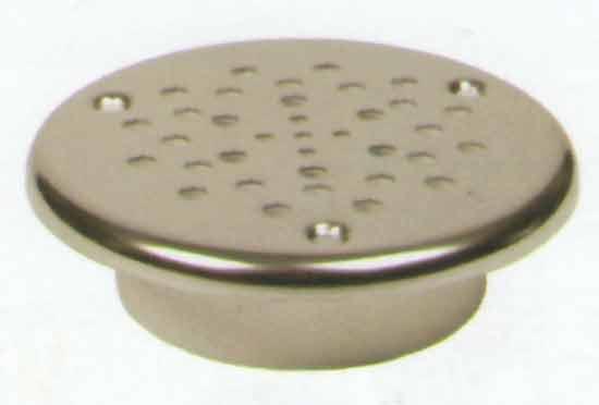 Массажная плита из нерж. стали с белым пластиковым покрытием для B8662250+B86635500