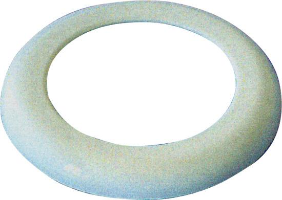 Рамка декоративная кнопки электронного управления диам. 52 мм, хром