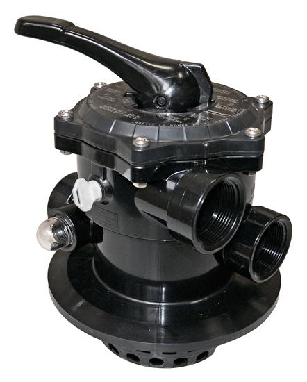 Клапан 6-позиционный 1 1/2 для Onga/Cristalflo без манометра
