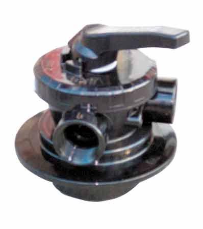 Клапан 4-позиционный 1 1/2 для Onga/Cristalflo, без фитингов подключения