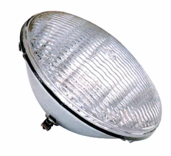 Запасная лампа для фонаря 300 Вт PAR 56 (General Electrics), галогенная