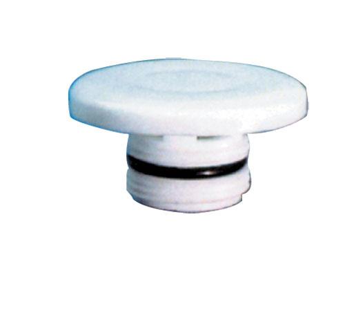Воздушная дюза, белый пластик 30 мм